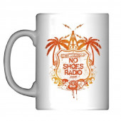 NSR Coffee Mug- Orange Logo